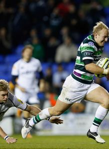 London Irish v Sale Sharks Shane Geraghty