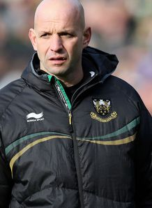 Aviva Premiership: Anxious times for Northampton boss Jim Mallinder