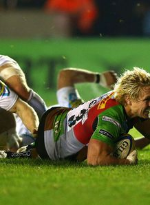 Matt Hopper harlequins