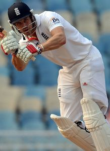 England Test hopeful Nick Compton relieved after half-century against Mumbai A