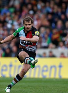 SKY_MOBILE Nick Evans Harlequins