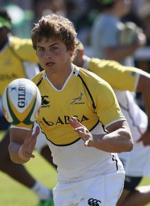 Pat Lambie starts for Springboks