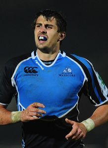 Peter Murchie for Glasgow Warriors