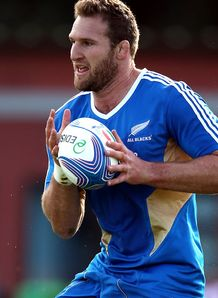SKY_MOBILE Kieran Read - New Zealand training