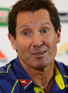 Robbie Deans press conference