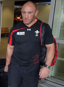 Robin McBryde praises the resilience of Wales as they beat Japan