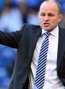 Scotland coach Andy Robinson: South Africa