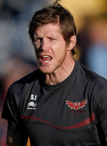 Simon Easterby savours Scarlets' win over Leicester Tigers