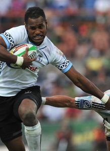 Sireli Naqelevuki Fiji sevens 2009