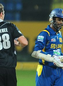 Sri Lanka claim series win after yet another game ruined by rain against New Zealand