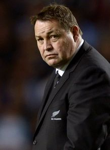Steve Hansen NZ coach 2012
