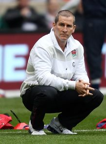 Stuart Lancaster November 2012