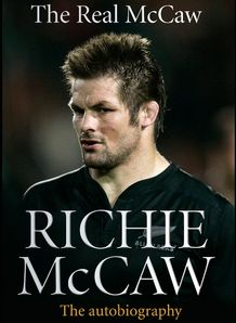 The Real McCaw autobiog cover