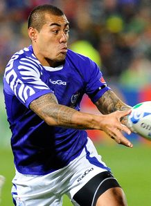 Tusi Pisi Samoa RWC 2011