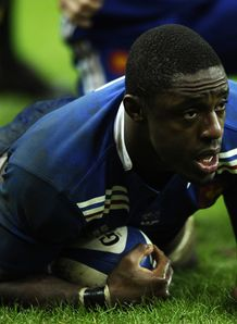 Yannick Nyanga France Rugby Union 2012
