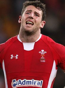 Alex Cuthbert Wales