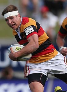 SKY_MOBILE Piers Francis Waikato Chiefs