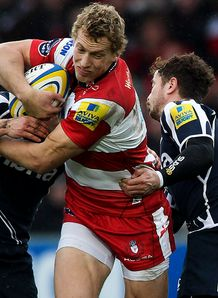 gloucester v sale Billy Twelvetrees
