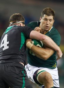 ireland v boks