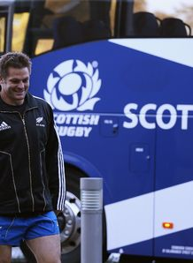 richie mccaw in scotland