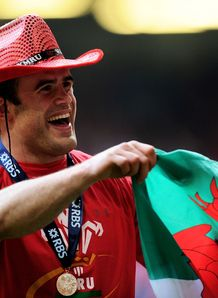 Jamie Roberts Wales