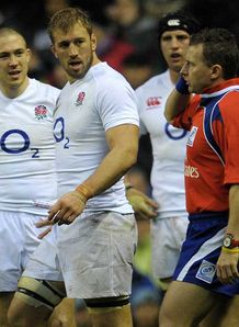 SKY_MOBILE Chris Robshaw - England - 24/11/12