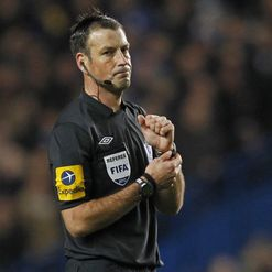 Clattenburg: Under investigation