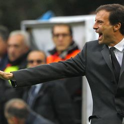 Allegri: Wants calmer Milan
