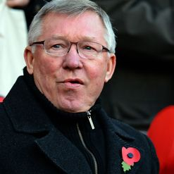 Ferguson: Veteran manager of 26 years
