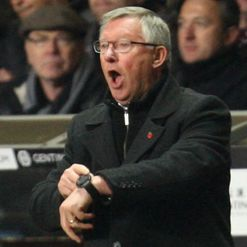 Ferguson: No comeback this time