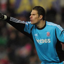 Begovic: Back between the sticks
