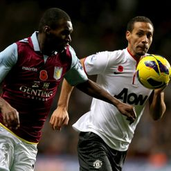Benteke: Dominating Ferdinand