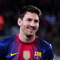 Messi: Bagged yet another brace
