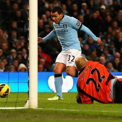 Tevez: At the double