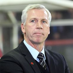 Pardew: Hopes to arrest slump