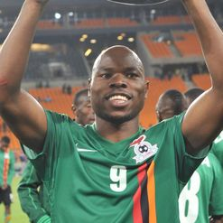 Mbesuma: Nets winner for Zambia