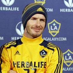 Beckham: Future unclear