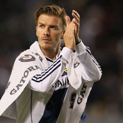 Beckham: Wants new challenge