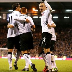 Berbatov: Could return to haunt Spurs