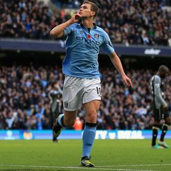 Dzeko: Auf Wiedersehen to City?