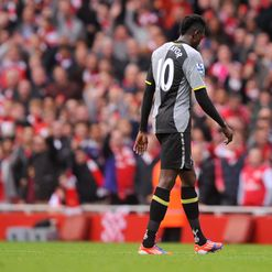 Adebayor: Suspended