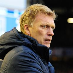 Moyes: Wants players to raise game