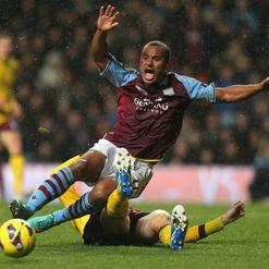 Agbonlahor: Crocked