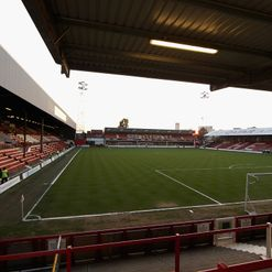 Griffin Park: Home to Brentford