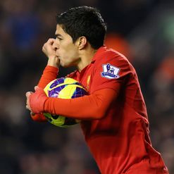 Suarez: Saves Reds a point