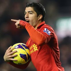 Suarez: As influential as Messi