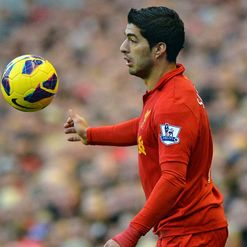 Suarez: Bagged a brace