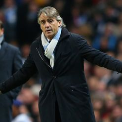 Mancini: European hopes on knife's edge