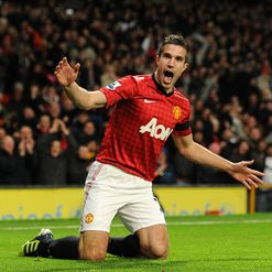 Van Persie: Always good bet to score