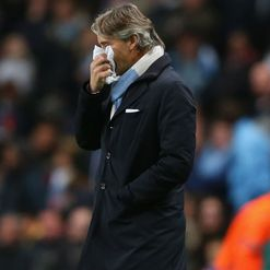 Mancini: Going through tough times